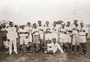 Time do CRB em 1926