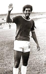 Joãozinho Paulista no CRB em 1976
