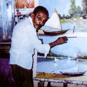 Mestre Zumba em uma de suas últimas fotos
