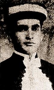 Capitão Agerson Dantas. Diário da Manhã de 18.10.1931