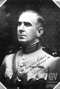 General Miguel Costa. Arquivo CPDOC FGV