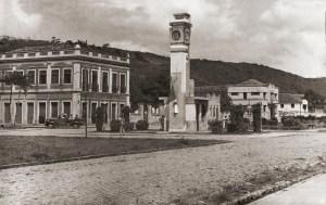 Avenida Firmino Maia em Viçosa