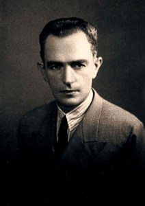 Graciliano em 1932. Foto Rogato. Acervo Instituto de Estudos Brasileiros da USP