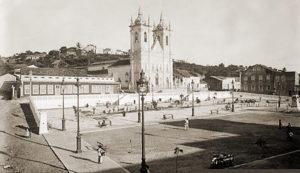 Igreja dos Martírios em 1923