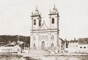 Igreja dos Martírios no início do século XX