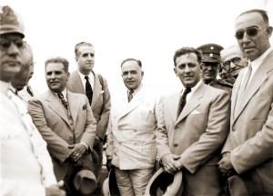 Getúlio Vargas inaugura o Porto de Maceió em 1940
