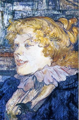 "Henri de Toulouse-Lautrec: La inglesa del ""Star"""