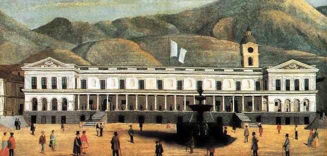 La Independencia de Quito Ecuador  Historia del Nuevo Mundo