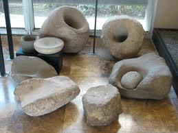Algunos morteros de época natufiense