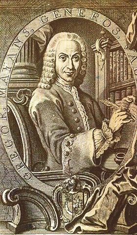 Gregorio Mayans, intelectual de la ilustración en España