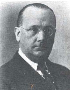 José Giral, presidente del gobierno del bando republicano