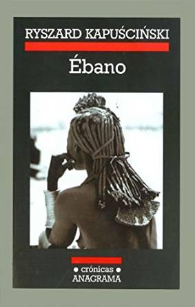"""Portada de una de las muchas ediciones de """"Ébano"""""""