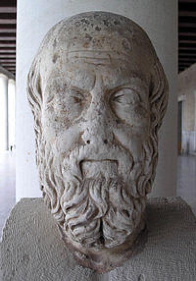 Busto de Herodoto