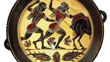 La economía en la antigua Esparta: un modelo intervencionista