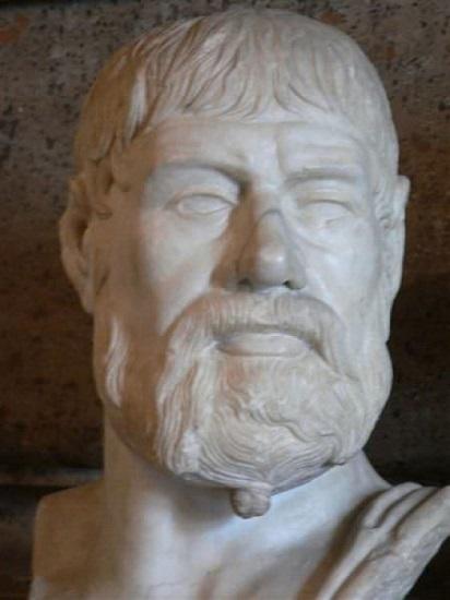 Busto atribuido a Pausanias, rey regente de Esparta