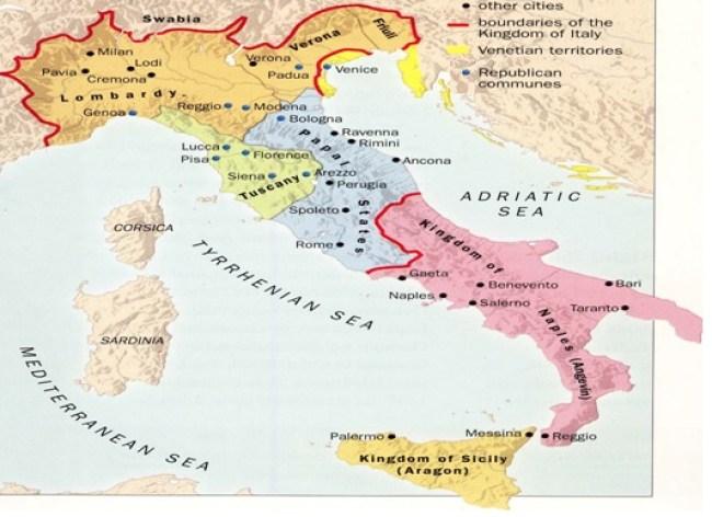 La Corona de Aragón a principios del siglo XIV