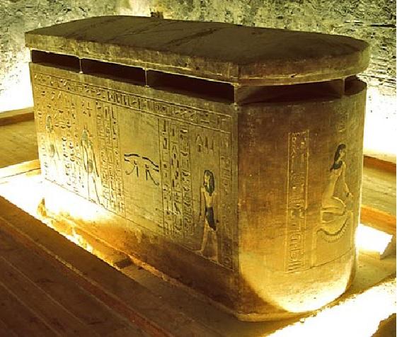 Sarcófago de Amenhotep II