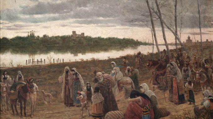 Expulsión de los judíos de 1492