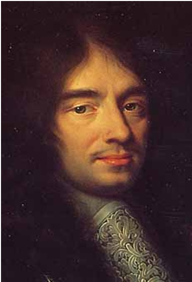 Retrato de Charles Perrault, punto de origen del debate de los antiguos y los modernos