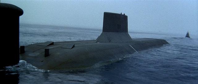 El submarino Octubre Rojo