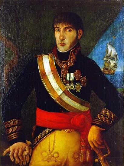 Baltasar Hidalgo de Cisneros, virrey del Río de la Plata