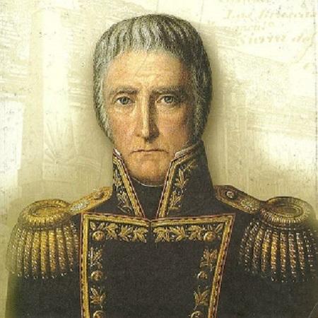 Cornelio Saavedra, uno de los primeros líderes de la Argentina independiente