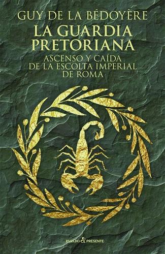 Portada del libro La guardia pretoriana