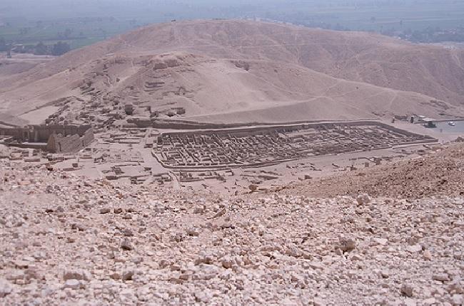 Poblado de Deir el-Medina