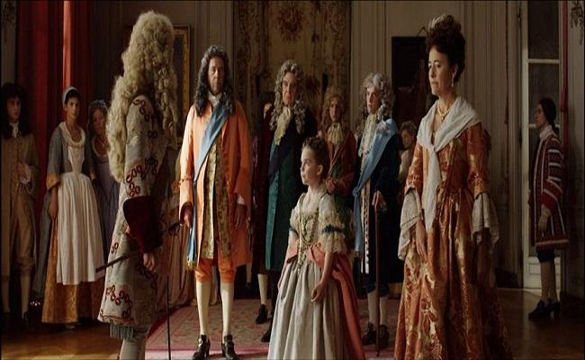 Fotograma de la película Cambio de reinas
