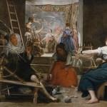 Las hilanderas o la fábula de Aracne, Diego Velázquez (1655 – 1660)