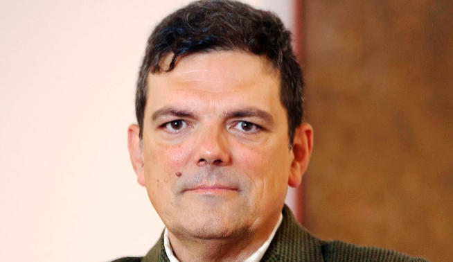 Fotografía del catedrático Francisco Diez de Velasco