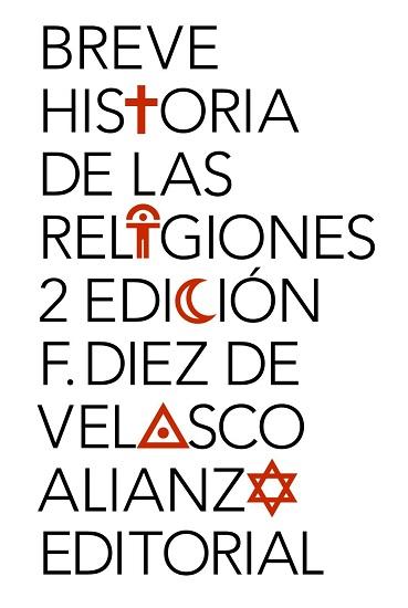 Portada del libro Breve Historia de las religiones