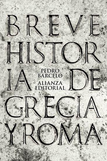 Portada de Breve Historia de Grecia y Roma