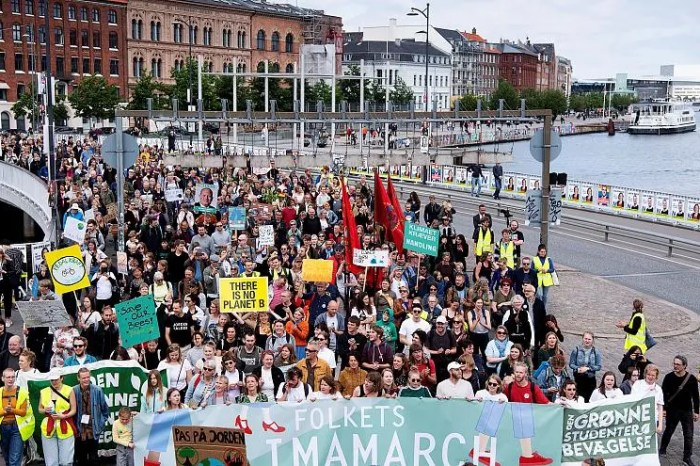 Vala e gjelbër e aktivizmit, mobilizon Europën