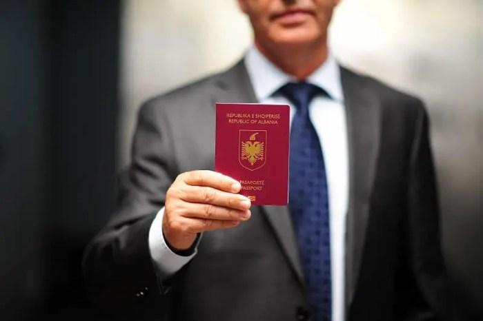 Regjimi i vizave të Shqipërisë me Holandën