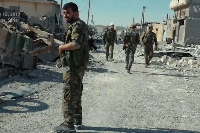 Vetëm 120 orë armëpushim në Sirinë Veriore