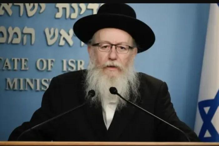 Ministri izraelit infektohet me COVID-19, pasi tha se koronavirusi është mallkim për homoseksualët!