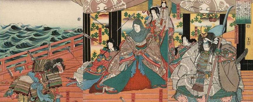 Les Guerres Genpei (1180-1185), els samurais arriben a la història japonesa
