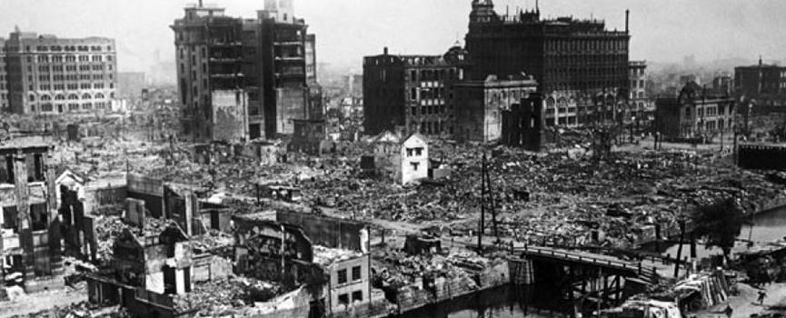 El gran terratrèmol de 1923