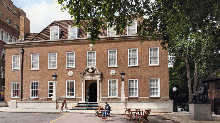 The Foundling Museum in London