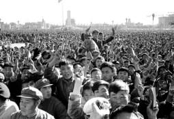 Cuando Mao Zedong era una celebrity