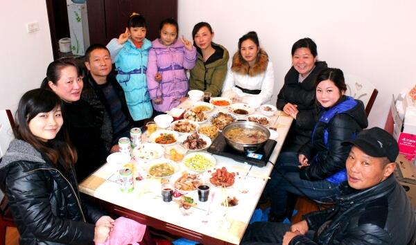 Guía para sobrevivir al año nuevo chino en familia