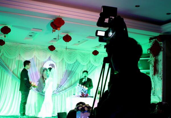 Una boda china para todos los públicos