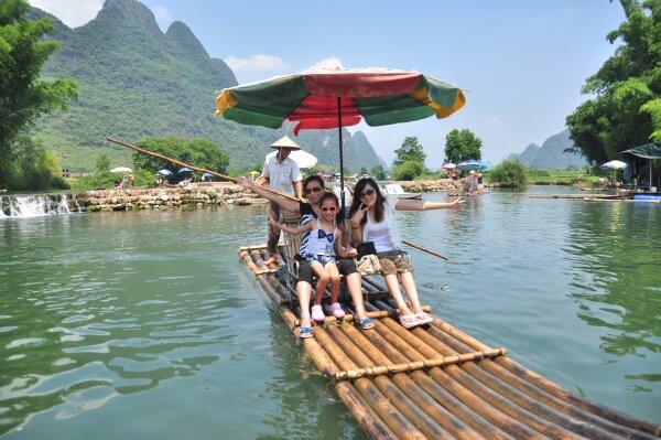 Yangshuo: el paraíso de agua y montañas
