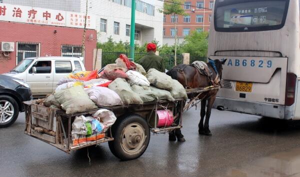 Un día de cuento y otro de escarmiento en la China del crecimiento