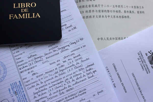 Casarse en China: guía paso a paso