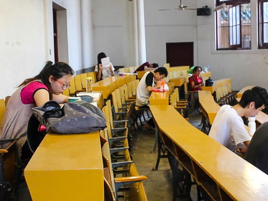 Ventajas y retos de dar clases en una universidad china