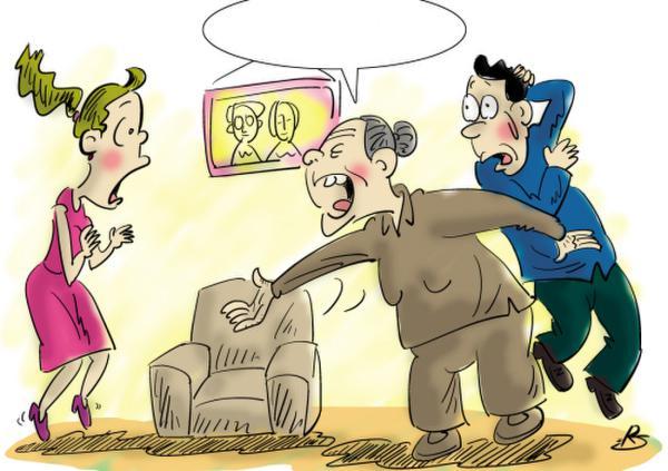 Suegra vs. nuera: la relación maldita que persigue a las familias chinas
