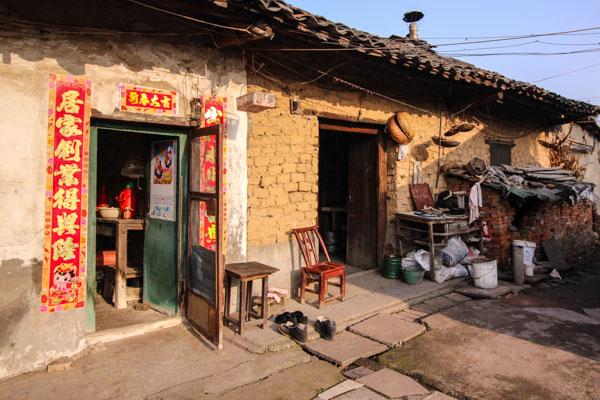 Mi Año Nuevo chino en Dangyang, o unos Sanfermines de puertas adentro
