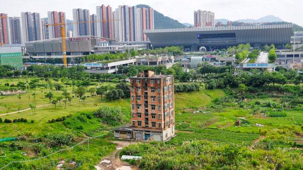 """La """"lotería"""" de las expropiaciones en China"""